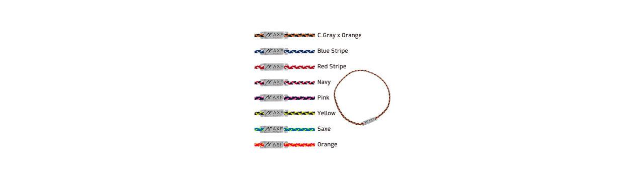 AXF Color Band(アクセフカラーバンド)